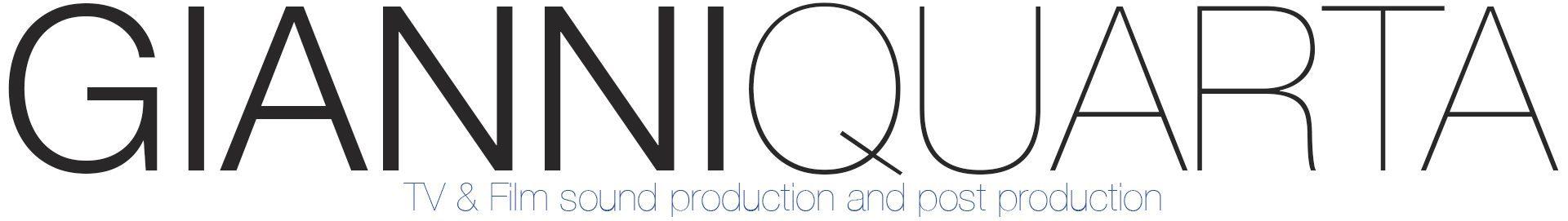 GIANNI QUARTA I Técnico de sonido audiovisual en Barcelona